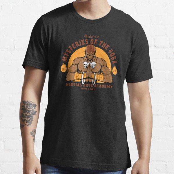Yoga Martial Arts Essential T-Shirt