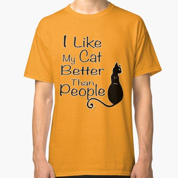 My cat Classic T-Shirt