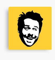 Charlie Day Canvas Print