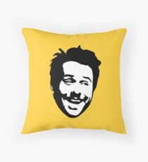 Charlie Day Throw Pillow