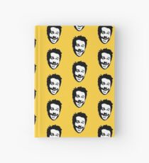 Charlie Day Hardcover Journal