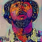 Abstract Schoolboy Q by stilldan97
