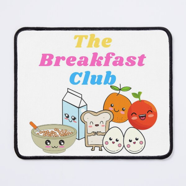 The Breakfast Club Mouse Pad