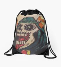 Adventure Time - The Lich Drawstring Bag