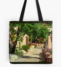 La Residencia Garden Path......................Majorca Tote Bag