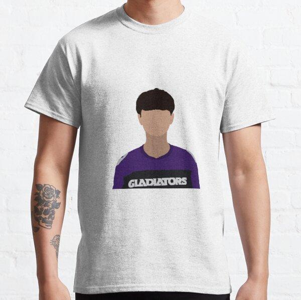 Birdring Overwatch League Los Angeles Gladiators Illustration  Classic T-Shirt