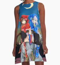 Alice & Abyss (Pandora Hearts) A-Line Dress