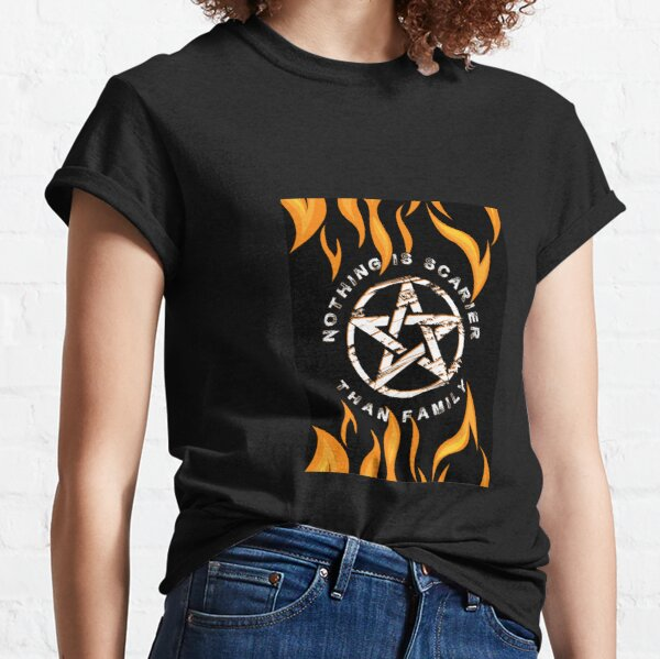 Nothing is scarier than family Classic T-Shirt