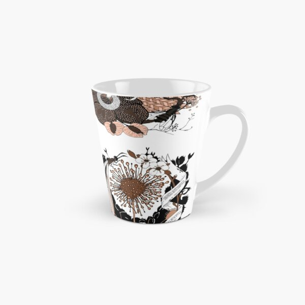 Carrion Flower Collection - Sepia Tall Mug