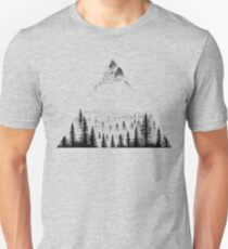Robson Above the Trees T-Shirt