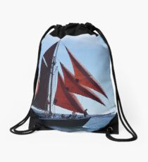 English Sail  Drawstring Bag
