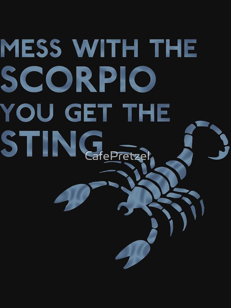 Scorpio Sting by CafePretzel