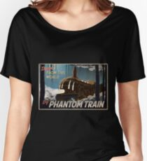 Final Fantasy VI - Come Ride the Phantom Train Women's Relaxed Fit T-Shirt