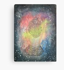 The Goddess of Oneness Canvas Print