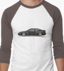 Ebony Mica black Subaru Alcyone SVX T-Shirt