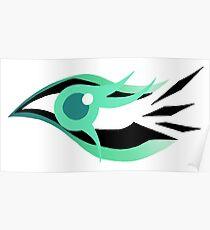 Mint Eye - Mystic Messenger  Poster