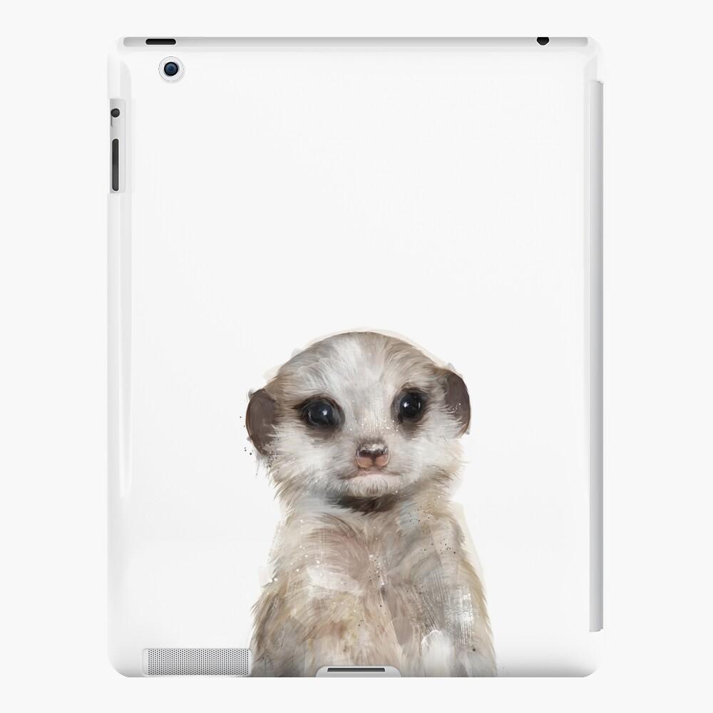 Little Meerkat iPad Case & Skin