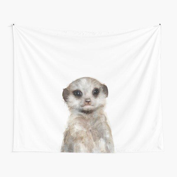 Little Meerkat Tapestry