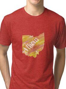 Athens Ohio Tri-blend T-Shirt