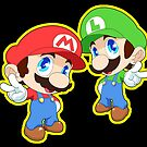 Super Smash Bros. Mario and Luigi! by SSBFighters