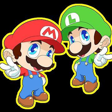 Super Smash Bros. Mario and Luigi! by SSBFighters