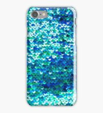 Beautiful sequins texture iPhone Case/Skin