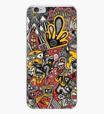 Seriously Curious  iPhone Case