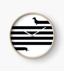(Very) Long Dog Clock