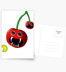Cherry Revenge Postcards