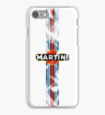 Martini Racing Track Day iPhone Case/Skin