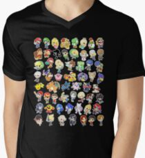 Super Smash Bros. All 58 Characters!  T-Shirt