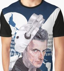 Doctor Who - 'The Twelfth Planet' Graphic T-Shirt