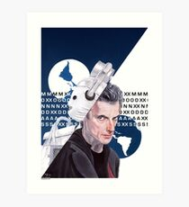 Doctor Who - 'The Twelfth Planet' Art Print