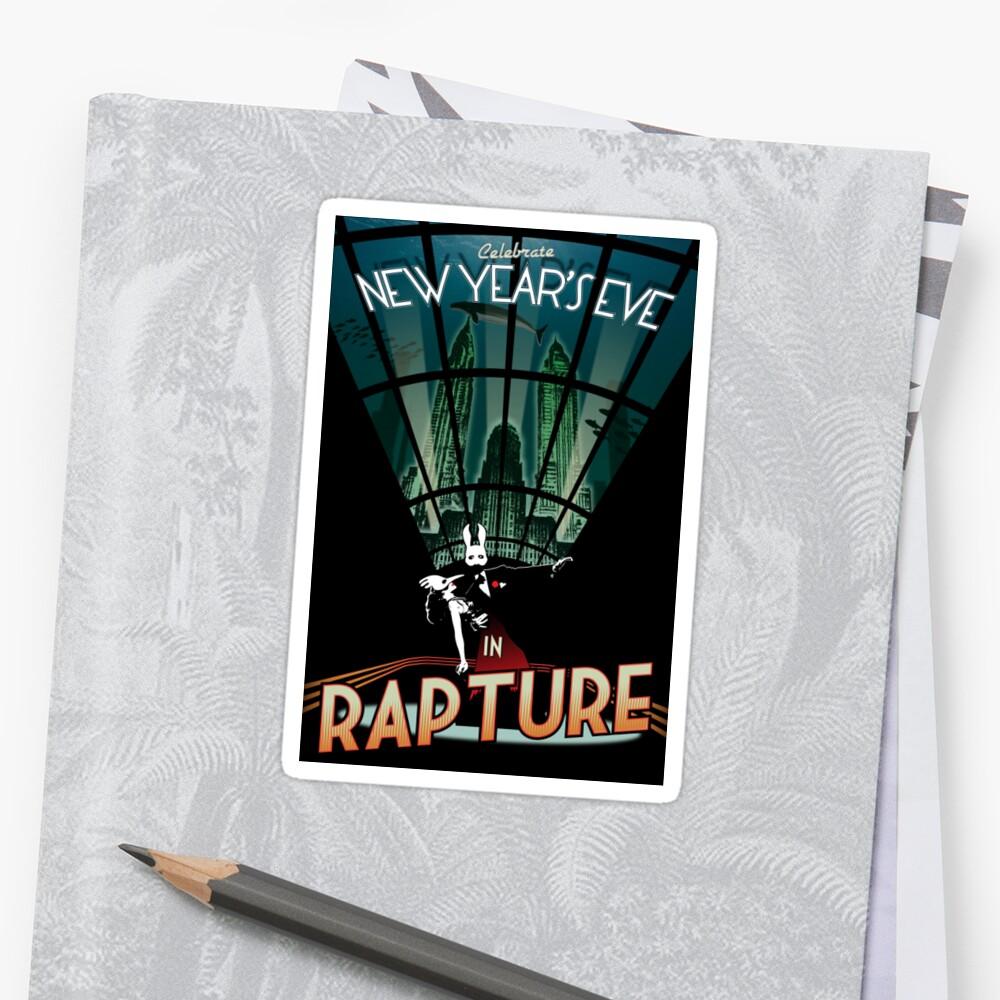bioshock new year u0027s in rapture