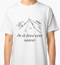 Mountain-scapes Classic T-Shirt