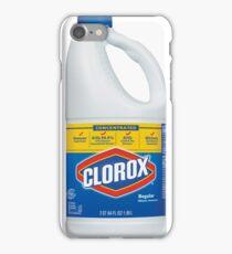 Clorox bleach iPhone Case/Skin