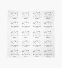 Mountain-scapes Scarf