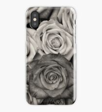 Shaded roses  iPhone Case/Skin