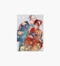 Victuuri Kimonos Art Board