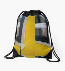 Is What We See Reality? Drawstring Bag