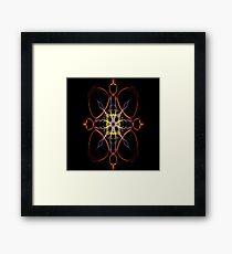 Silken 12 Framed Print