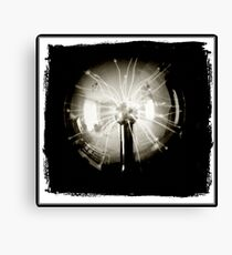 Tesla Ball Canvas Print