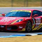 Ferrari, Live that dream by Chris  Randall