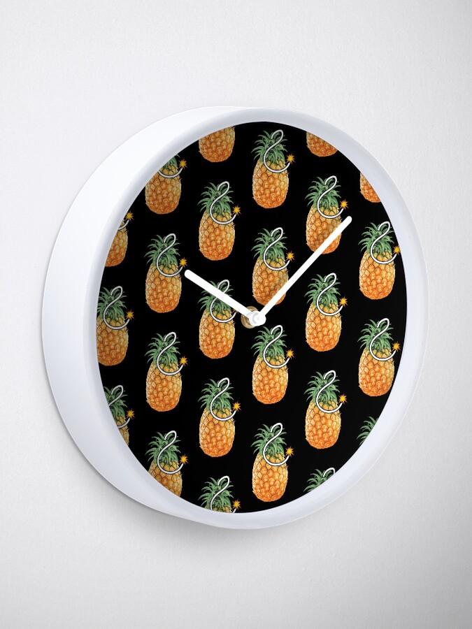 Alternate view of Pineapple Bomb Clock