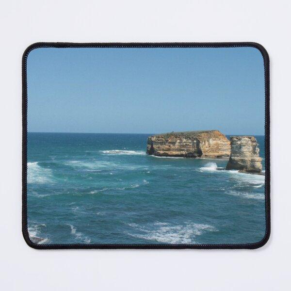 Twelve apostles beach Australia Mouse Pad