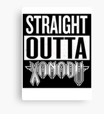 Straight Outta Xanadu - ELO Canvas Print