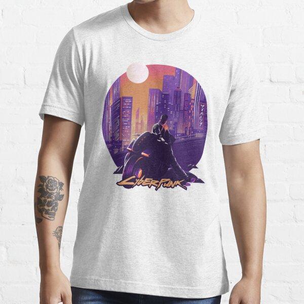 Cyberpunk City  Essential T-Shirt