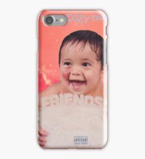 A$AP Mob Cozy Tapes - Coloring Book Background  iPhone Case/Skin