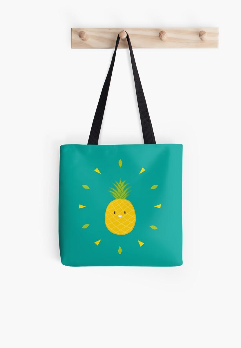 « Shiny Pineapple » par vee-madinina