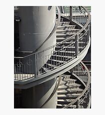 Stair case Photographic Print